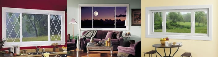3-Lite Slider Windows