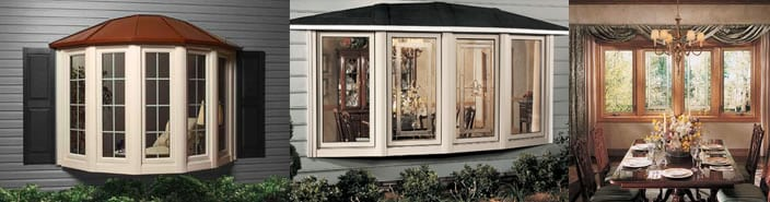 bow windows nu view replacement windows doors. Black Bedroom Furniture Sets. Home Design Ideas